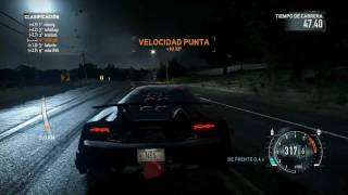 Need For Speed The Run: Lamborghini 6Element