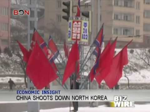 China shoots down North Korea - Biz Wire - May 13,2013 - BONTV China
