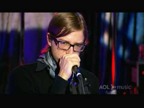 Interpol - Evil (Sessions @ AOL)