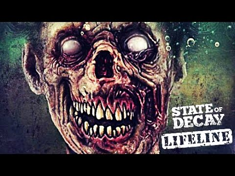 State of Decay Lifeline Gameplay Walkthrough Part 1 - Review (DLC)