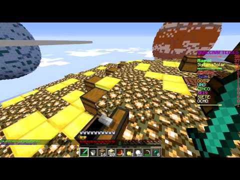 MINECRAFT TEAM SKYWARS/SKYWARS SERVER NO PREMIUM 1.7/1.7.2/1.7.4/1.8   SIN LAG