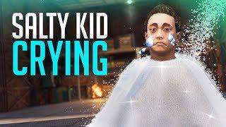 SALTY KID LEGIT CRIES - Rust