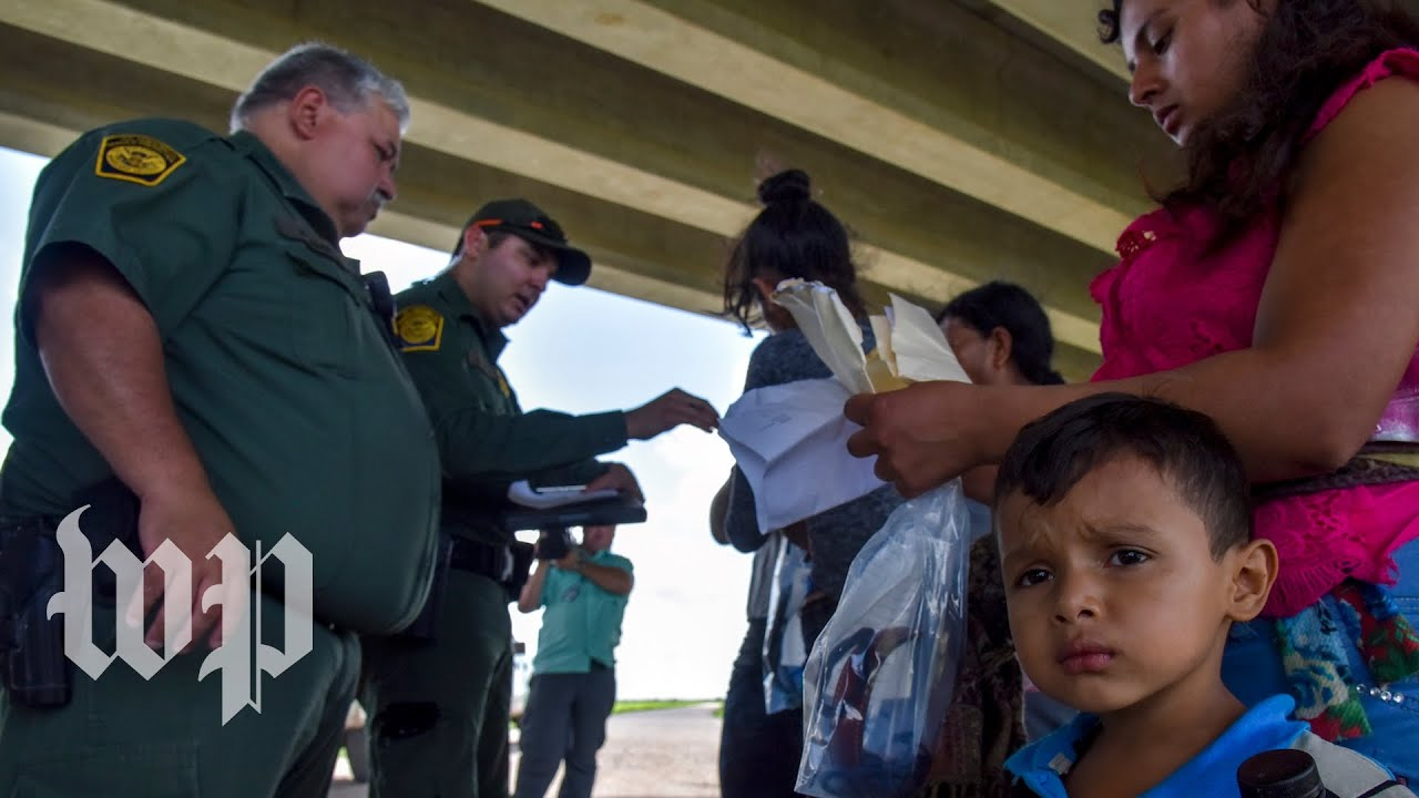 'You come risking everything': Migrants detained at the U.S. southern border