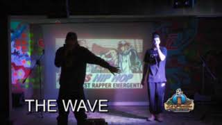 The Wave ( Contest hip hop 2014 Fornace - Porto Viro )
