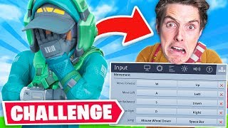 So I copied LAZARBEAM's Fortnite Settings...