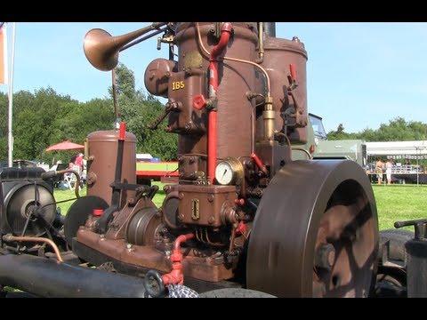 Historische Motoren Show , Brons   Appingedam 2013 *HD*