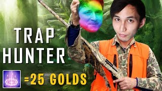 TRAP HUNTER (SingSing Dota 2 Highlights #1248)