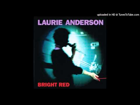 Laurie Anderson - Speak my Language