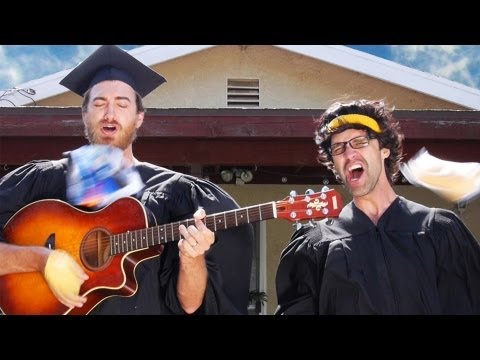 Rhett And Link - The Graduation Song