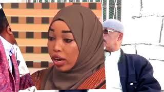 """"""" Somaliweyn baan aaminsanahay maaha Dambi"""" Abawaan Qorone oo ka hadlay Xadhiga inantiisa"""