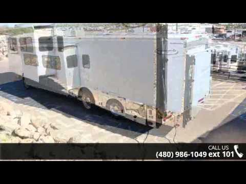 Auto Boss RV - 2007 Renegade RV Class A Diesel Motorhome With A Garage