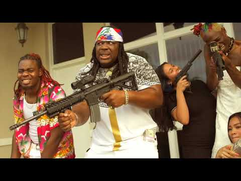 NewAge Jerkboy - MARRIED TO THE GAME ( OFFICIAL VIDEO ) Rapper wearing a wedding dress thumbnail