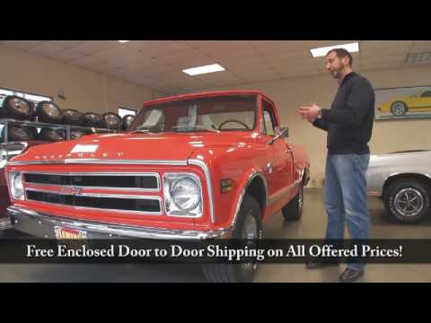 1968 C10 Shortbed SALE Tony Flemings Ultimate Garage reviews horsepower ripoff complaints video