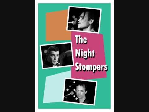 THE NIGHT STOMPERS - BLUES BEFORE SUNRISE (Leroy Carr)