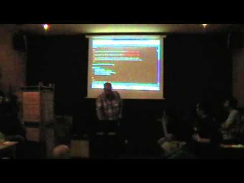 David Grudl: představení beta verze Nette 2.0 [Posobota 29]