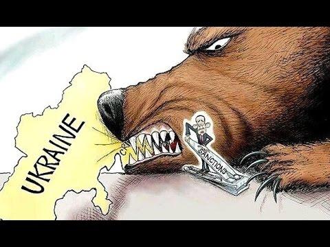 Russia cut corridor throug Ukraine to Crimea, How Russia force capture Ukraine? English sub.