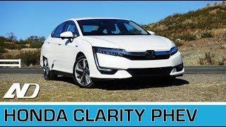Honda Clarity PHEV - ¿Mejor que Chevrolet Volt? Primer Vistazo