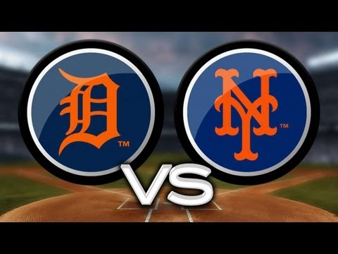 8/23/13: Tigers roll Dice, defeat Mets in New York