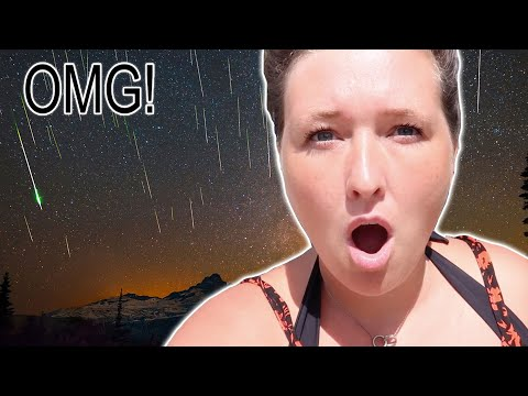 WE SAW SOMETHING UNBELIEVABLE IN THE SKY! EUROPE ROAD TRIP DAY 22!