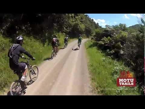 Motu Trails- A New Zealand Adventure