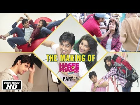 The Making of Hasee Toh Phasee - Part 1