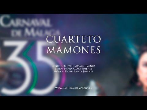 """Carnaval de Málaga 2015 - Cuarteto """"Mamones"""" Semifinales"""