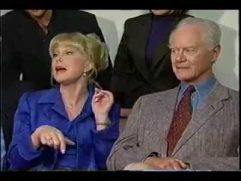 Larry Hagman Backstage with Jeannie cast - Raw and candid never before seen