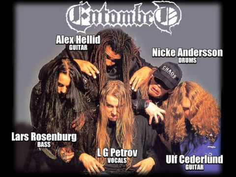 Entombed - Mesmerization EclipSE