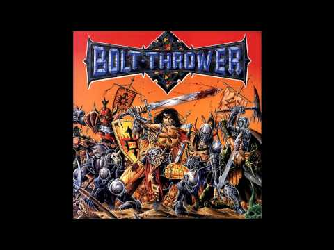 Bolt Thrower - Rebirth of Humanity