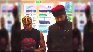 WWE Superstar Rey Mysterio Wishing Eid To Pakistan With Pakistani