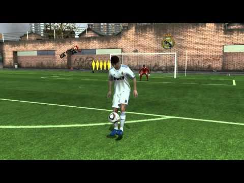 Kaká Polega e manda um bomba pro Gol ( FIFA 2011 )
