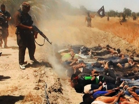 U.N.: ISIS committing war crimes in Iraq