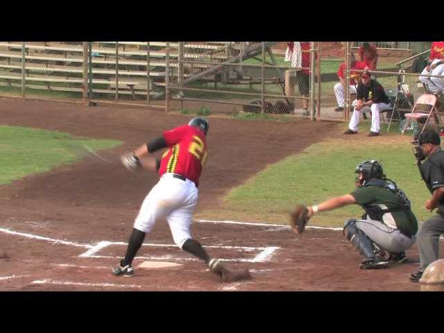 06/23/13 HIGHLIGHTS - Na Koa Ikaika Maui vs. East Bay Lumberjacks 8-1
