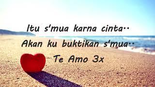 [Lirik] Te Amo Mi Amor (Ost. One Fine Day) - Siska Salman (Cover) - Versi Indonesia