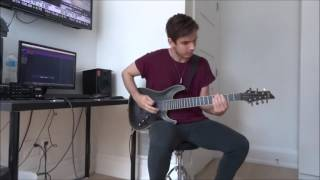 The Amity Affliction | Some Friends | GUITAR COVER FULL (NEW SONG 2016) HD