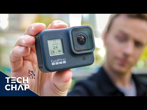 GoPro Hero 8 Black FULL REVIEW - Should You Upgrade?   The Tech Chap