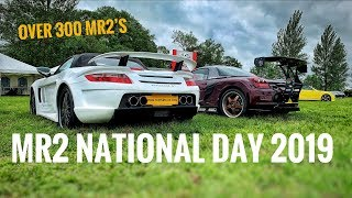 MR2 drivers club national day 2019