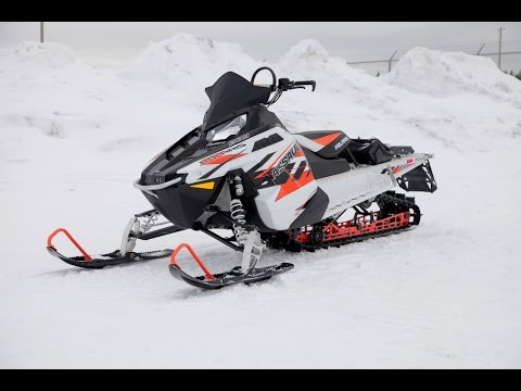 2015 Polaris RMK Assault 155 Review
