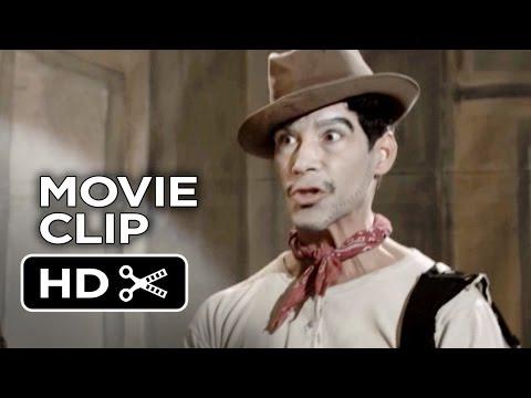 Cantinflas Movie CLIP - Eses mi nombre, Cantinflas (2014) - Michael Imperioli Movie HD