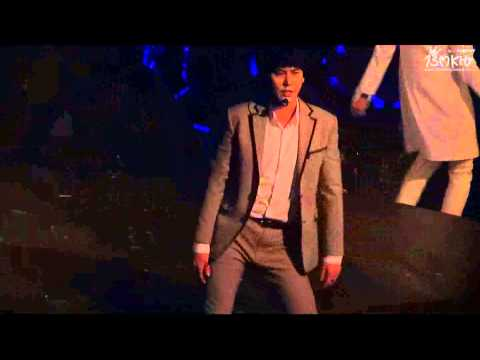 [Fancam] 140920 SS6 in Seoul Day2 Midnight Blue-Kyuhyun[13MKH]