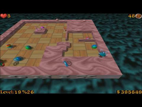 AirXonix - Walkthrough Part 3 - [Modern 20 Levels]