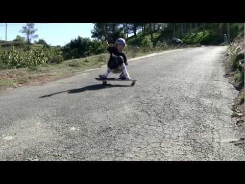 Longboarding: Wood and Wheels
