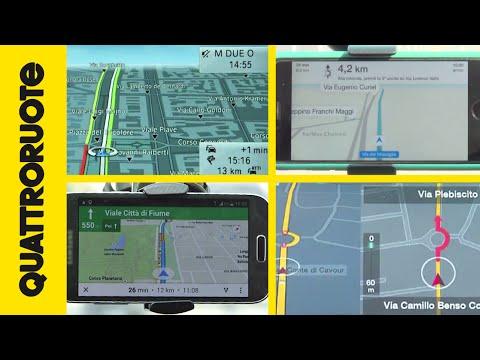 Test GPS: qual è il miglior navigatore satellitare per auto?