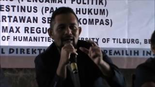 Pengamat: Islam Indonesia Islam yang Inklusif Bukan Islam yang Menolak Pancasila