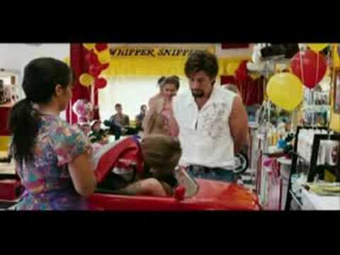 You Dont Mess With The Zohan Funny Kid Clip. Part 3