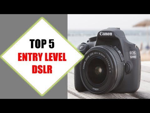 Top 5 Best Entry Level DSLR 2018 | Best Entry Level DSLR Review By Jumpy Express