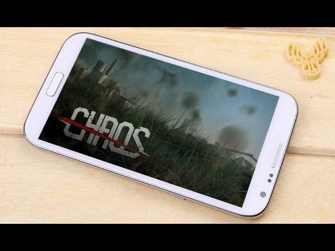 N7100 Galaxy NOTE 2 BEST clone HDC Galaxy Note 2 Mage 3D game reviews