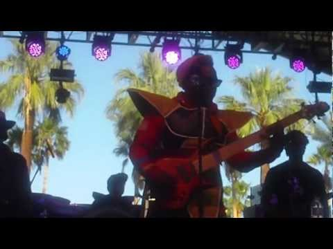 Thundercat Live on Thundercat Live   Coachella Part 1