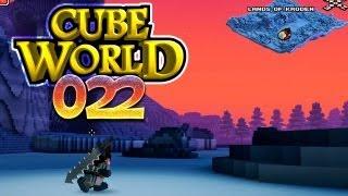 CUBE WORLD [HD+] #022 - Drei im Ewigen Eis ★ Let's Play Cube World