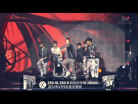[HD] EXO - 'History' Live